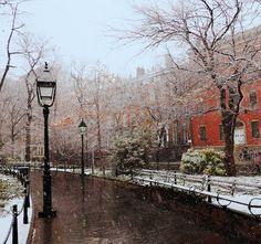White Christmas in New York: Auf texterella.de erzähle ich dir die Geschichte von Träumen und Sehnsüchten. Und was New York damit zu tun hat