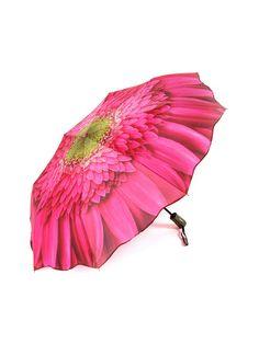 Gerbera Daisy Folding Umbrella