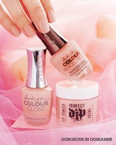 Artistic Colour Revolution, Perfect Dip and Colour Gloss Artistic Colour Gloss, Happy Bank, Opi Pink, Art Competitions, Latest Instagram, Natural Lashes, Gel Nail Designs, Gel Color, Nails Inspiration