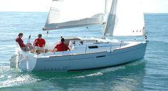 Charter sailing First 25.7, 1 cabin, 4+1 berths.