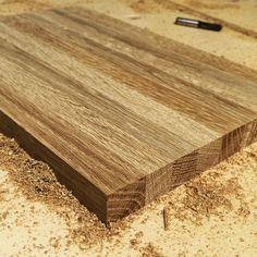 Разделочная доска дуб. Сutting board oak. Woodwork