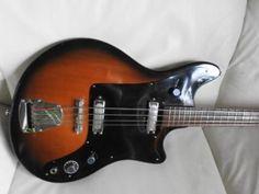 Hopf Twisty Bass ca. Baujahr 1962 modifizierte Klangregelung in Berlin - Spandau | Musikinstrumente und Zubehör gebraucht kaufen | eBay Kleinanzeigen