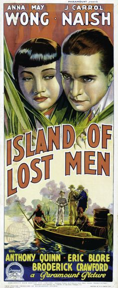 Island of Lost Men (1939).  Bizarre Los Angeles.