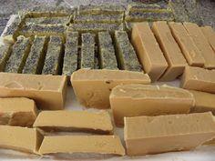 Dagelijks Brood: zeep maken