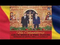 Calin Merca si Emil Floare - Vin colindatorii - album - YouTube Album, Cover, Books, Youtube, Painting, Libros, Book, Painting Art, Paintings