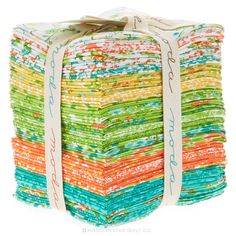 Folklore Fat Quarter Bundle from Missouri Star Quilt Co by Lily Ashbury for Moda Fabrics