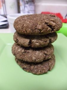 Healthy Chocolate Ice Cream Whoopies