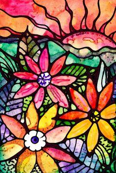 Bloom by Robin Mead