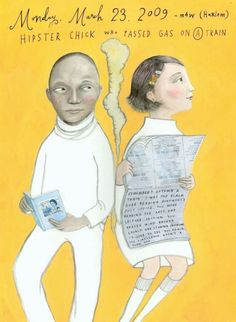 Illustrator Sophie Blackall on Subversive Storytelling, Missed Connections, and Optimism | Brain Pickings
