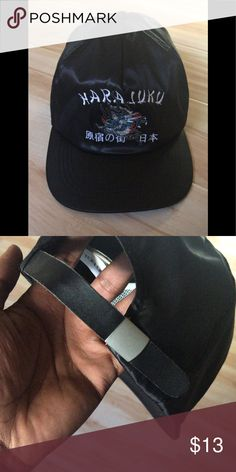 Shop Men s Black size OS Hats at a discounted price at Poshmark. d816851350d0