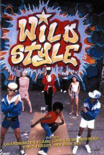 Wild Style / HU DVD 11200 / http://catalog.wrlc.org/cgi-bin/Pwebrecon.cgi?BBID=13488892