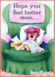 Get well soon Rettak our Sister! Xoxo ~ Pinned by Judy.