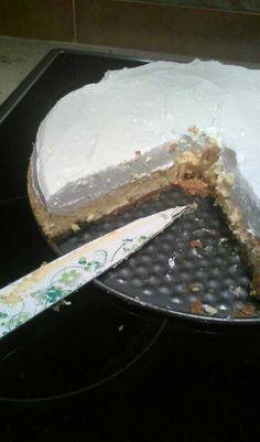 Light cheesecake λεμονι!