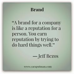 #branding can be scary. Think of it as a #promise to readers. #amwriting
