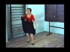 GRACIELA CHAO. Bailes de Santos Yoruba (Orichas), Curso para Principiantes.