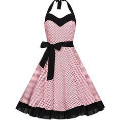 Laeticia Dreams Damen Pin Up Petticoat Rockabilly Kleid 50er Pin Up XS S M L XL, http://www.amazon.de/dp/B00C26BAMM/ref=cm_sw_r_pi_awdl_tvQcwb133ZQFN