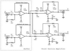 Driver Power Amplifier Circuit for 2N3055 and MJ2955