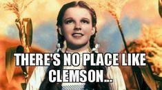 Football Run, Clemson Football, Clemson Tigers, College Football, Orange Is The New Black, Rally, Blood, Pride, University