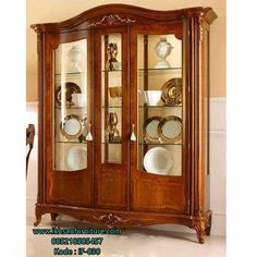 21 Lemari Hias Kaca Ideas Furniture Home Decor China Cabinet