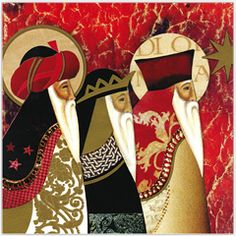 Three Kings Cards | we three kings christmas charity 10 card pack ref 59280 we three kings ...