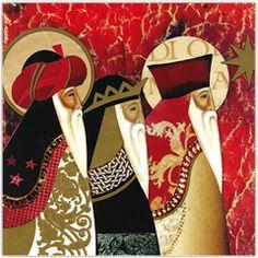 Three Kings Cards   we three kings christmas charity 10 card pack ref 59280 we three kings ...