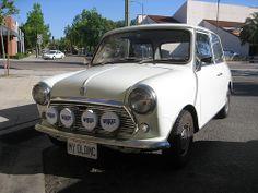 Mini 1000 by British Leyland