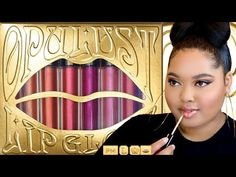 What's up Kel Belles! In today's video, I am trying on all eight of the Pat McGrath Labs OPULUST Glosses! Watch to see my thoughts, swatches, and a try on se. Fairy Makeup, Mermaid Makeup, Makeup Art, Fantasy Hair, Fantasy Makeup, High Fashion Makeup, Michael Cinco, Theatre Makeup, Pat Mcgrath