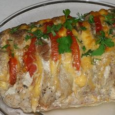 sk - Page 161 of 339 Slovak Recipes, Russian Recipes, My Favorite Food, Favorite Recipes, Meatloaf, Lasagna, Cooking Recipes, Chicken, Ethnic Recipes