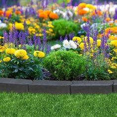Metal Edging, Lawn Edging, Garden Edging, Garden Borders, Garden Beds, Home And Garden, Garden Art, Brick Path, Concrete Garden