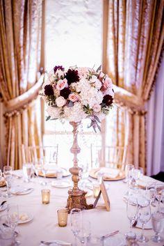 Wedding centerpiece ideas - William Innes Photography