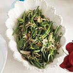 Lemon-Garlic Green Beans Recipe | MyRecipes.com