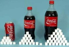 You wouldn't eat that many sugar cubes by themselves...hopefully. Why would you drink them?