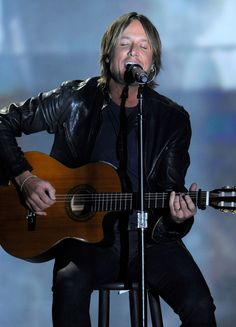 Keith Urban - 46th Annual Academy Of Country Music Awards - Show