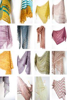 2015 Sweet Sixteen // Janina Kallio Design - Simple knitting with gorgeous results