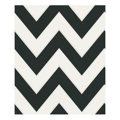 Vliestapete London - schwarz - weiß - glatt