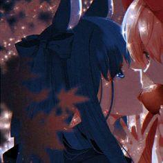 Anime Girlxgirl, Anime Art, Matching Pfp, Matching Icons, Matching Friend, Avatar Couple, Top Of The World, Me Me Me Anime, Yuri