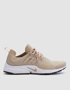 $120   Nike Air Presto in Linen