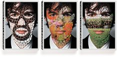 """Stefan Sagmeister: """"Things I Have Learned"""" book cover. Stefan Sagmeister, Gcse Art, Postmodernism, Interview, Packaging, Magazine, Graphic Design, Book, Cover"""