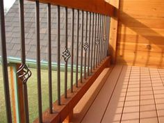 Best Wrought Iron Deck Railing Google Search Garden And 400 x 300
