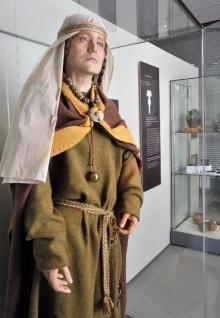 Diese Merowinger-Figur ist derzeit schon im Ingelheimer Museum zu sehen. Weitere Exponate sollen folgen.  Foto: Thomas Schmidt