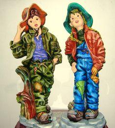Decoupage, Christmas Decorations, Barbie, Porcelain, Princess Zelda, Ceramics, Country, Fictional Characters, Plastering