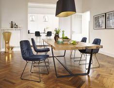 Najmodniejsze stoły - sprawdzamy bieżące trendy; stół, aranżacja, wnętrze, projekt, dom