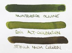 thINKthursday - Monteverde Olivine