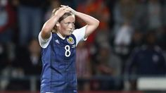 Scotland stun Spain 1-0 but miss out on a place in the Euro 2017 quarter-finals.  MATCH REPORT: Scotland 1-0 Spain Listen to live coverage of Women's Euro 2017 on BBC Radio 5 live & 5 live sports extra; plus watch live coverage of Women's Euro 2017 on Channel 4. Available to UK...