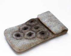 la série des housses smartphone.. - Maria Friese - felt design