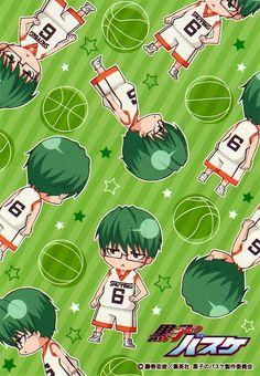 Tadatoshi Fujimaki, Production I.G, Kuroko no Basket, Shintarou Midorima, Pencil Board