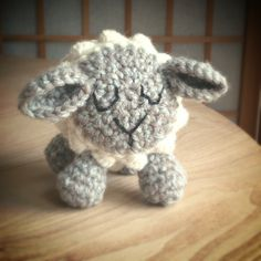 Fugly Crochet: crochet sheep free pattern!!