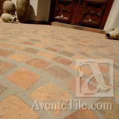 Our Rustic Pavers offer the rich look of clay bisque tiles but are actually cement. These concrete tiles provide durability and strength, a broader color palette, and sizes and shapes that can be adapted to any décor and environment. Concrete Tiles, Cement, Outdoor Areas, Color Pallets, Tile Design, Tile Floor, Outdoor Living, Indoor, Flooring
