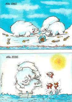 Calentamiento global por Jose Luis Domínguez.