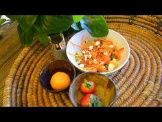 Village Salad Arugula Fresh Veggies Fruits Modern House California Salad Art Happy Music - YouTube